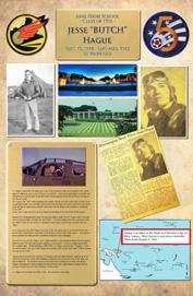 "Jesse ""Butch"" Hague - ADM Alumni KIA Memorial"