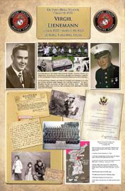 Virgil Lieneman - ADM Alumni KIA Memorial